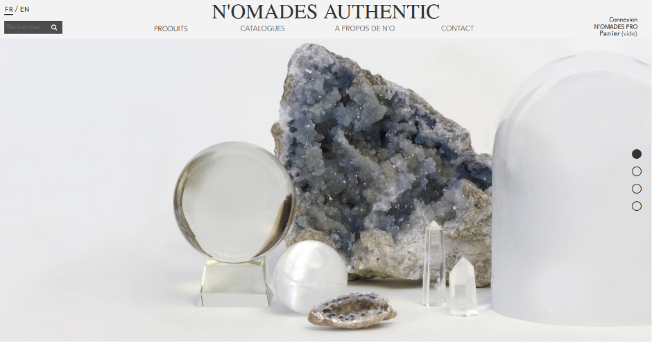 NOMADES ATHENTIC
